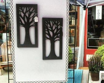 Handmade Tree Wall Decor