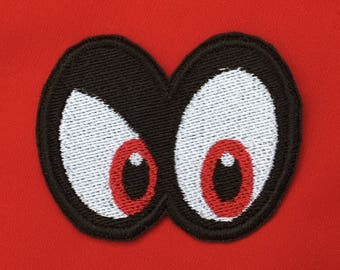 Cappy Inspired Patch