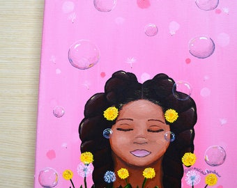 Mayen • 8x10 Original Painting