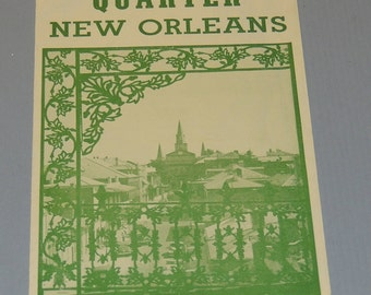 Old Illinois Central Railroad Guide to the Old French Quarter