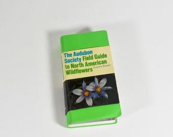 Field Guide to North American Wildflowers Eastern Region Audubon Society Guidebook Wildflower Identification Nature Lover Gardener Gift