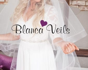 Horsehair Wedding Veil