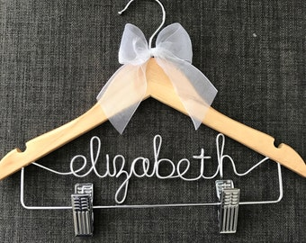 kids personalized hanger