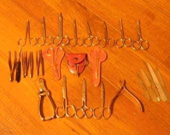 Nail, Sewing  Scissors ,tweezers ,scissors,Files