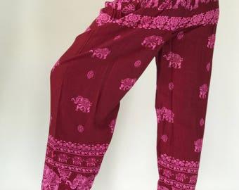 SM0022 Gypsy Pants Rayon Pants,Aladdin Pants Maxi Pants Boho Pants