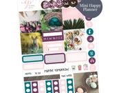 Mini Happy Planner Sticker Kit / Easter Sticker Kit / Mini Sticker Kit / Photo Sticker Kit / Mini Weekly Kit / MS7
