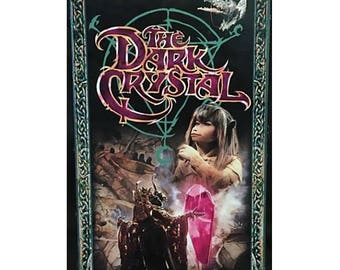 Dark Crystal on VHS