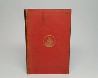 First Edition, thus Alice's Adventures in Wonderland by Lewis Carroll - Macmillan, 1929 Miniature Edition Hardcover Book