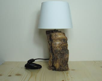 Wooden Lamp Base | Wooden Table Lamp Base | Wooden Desk Lamp Base | Wooden  Tree