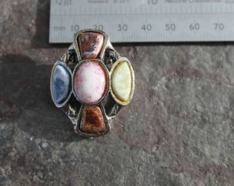 Celtic Scarf Ring