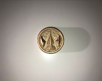 Power Rangers legacy lord dragon tiger hybrid  coin