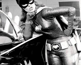 Yvonne Craig as Batgirl from the TV series Batman , 1960's