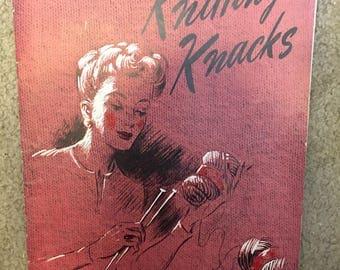 Knitting Knacks, 1945