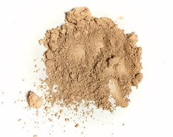 BISQUE Mineral Foundation - Loose Powder Mineral Makeup Gluten Free / Vegan