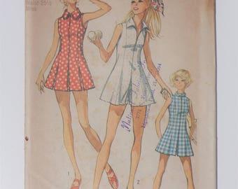 Vintage 1971 Simplicity Pattern 9406 Misses Size 12