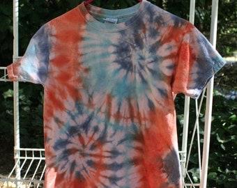 ThirDye Tie Dye Double Spiral Shirt *ON SALE*