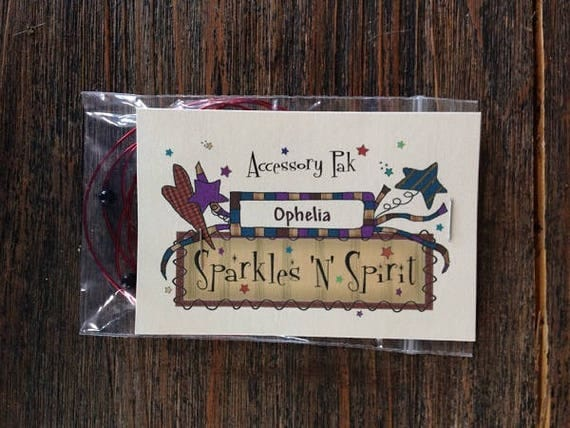 "Accessory Pak: Ophelia - 23"" Fairy"