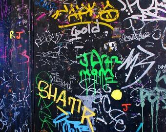 Graffiti Art, Urban Art, Street Art