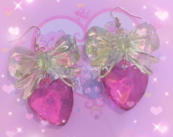 Lovely Gem Earrings