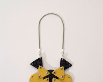 Mecano interchangeable necklace
