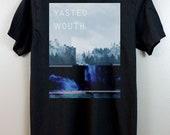 Vaporwave shirt Cyberpunk clothing Aesthetic clothing Glitch art Soft grunge Pastel goth 90s Retro Futuristic Sci fi Punk / Yasted Wouth