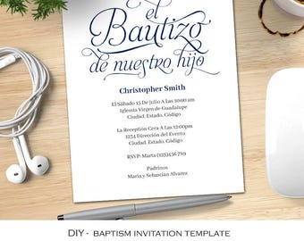 Wedding invitations in spanish wedding decor ideas retrouvez tous les articles de la catgorie spanish invitation sur etsy stopboris Images