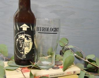 Beerologist ~ Beer Glass