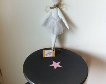 Mobile rabbits dancer - sold - only to order