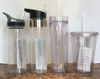 Water Bottle, Skinny Tumbler, or Regular Tumbler - SHIP WITHIN 24 HOURS