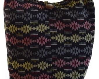 Hobo bag, Hippie, Boho bag, Hippy bag, Crossbody bag, Thai bag, Boho crossbody bag, Woven crossbody bag,