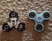 Customized Fidget Spinner, disney spinner, elsa frozen spinner, marvel spinner, DC spinner, batman spinner, spiderman spinner, superman, etc