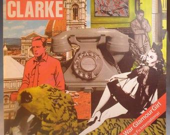 """John Cooper Clarke """"Post-War Glamour Girl"""" 1978 British 7"""" Vinyl."""