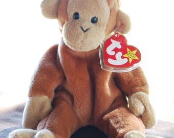 Beanie Baby Original - Bongo the Monkey