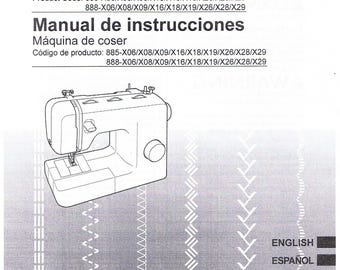brother ls2000 sewing machine manual