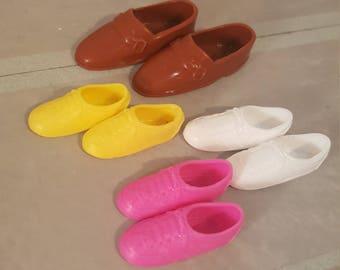 Barbie Shoes- vintage 1990s