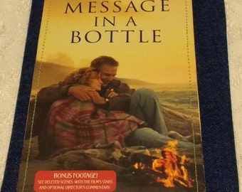 VHS Bag; Message in a Bottle