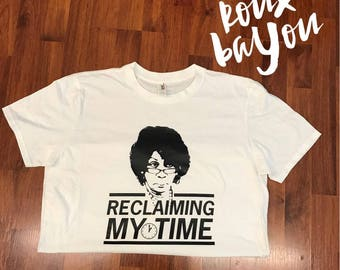 Reclaiming My Time - Maxine Waters Shirt