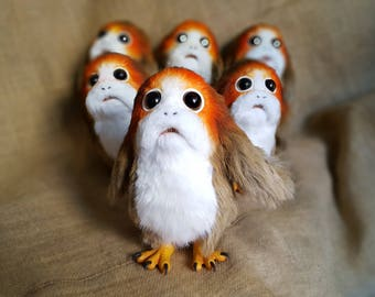 In stock!Porg(one) from Star Wars 2018