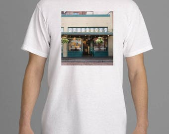 "Men's T-Shirt ""Starbucks"""