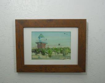 Steemer Lane Lighthouse, Santa Cruz, CA