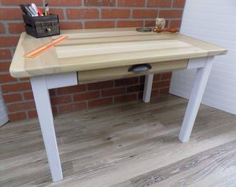 Kids Desk / Homework Desk / Writing Desk / Farmhouse / Country / Craft /  Cottage