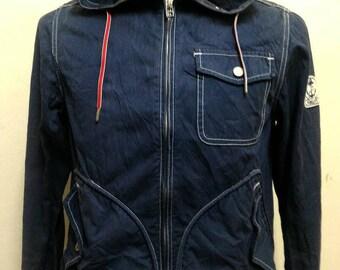 Fidelity jacket F12S0-001