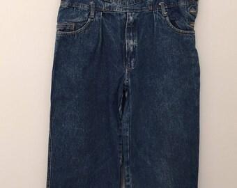 Vintage overalls / denim overalls / dungarees women / dungarees / 90s  overalls / 90s jumpsuit / denim jumpsuit / 90s clothing /denim romper