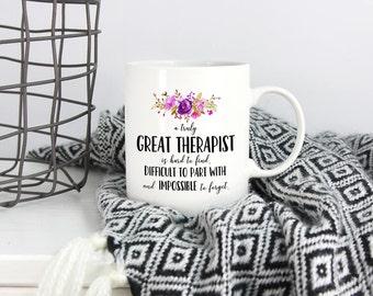 Therapist Mug,Therapist Gift,Psychotherapist,Gift For Therapist,Therapy Mug,Psychologist Mug,Psychologist Gift,Pt Mug, Pt Gift,Appreciation