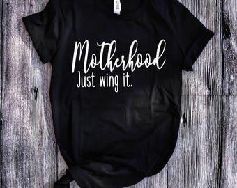 Motherhood Shirt, Mom Shirt, Mom Shirts, Mom Shirt Motherhood, Mom Short sleeve, Mom T-shirt