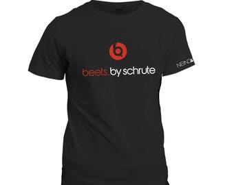 Beets by Schrute- office shirt Trendy, funny clothing for all occasions