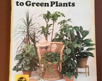 Professional Guide to Green Plants