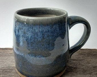 Handmade Pottery Mug | Coffee Mug, Coffee Cup, Handmade Mug, Tea Mug, Earthy Mug, Ceramic, Tea Cup, Holiday Gift, Hostess Gift, Rustic