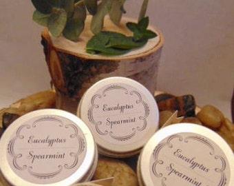Eucalyptus and Spearmint All Purpose Balm