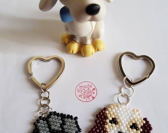 Animal Friends Keychain